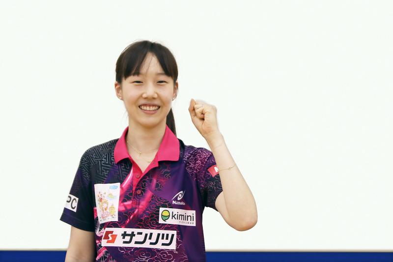 【プロ卓球選手】大矢選手のインタビュー