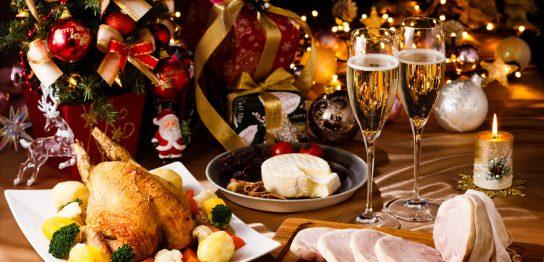 クリスマス&新年の挨拶│寒い冬に暖かいメッセージを!