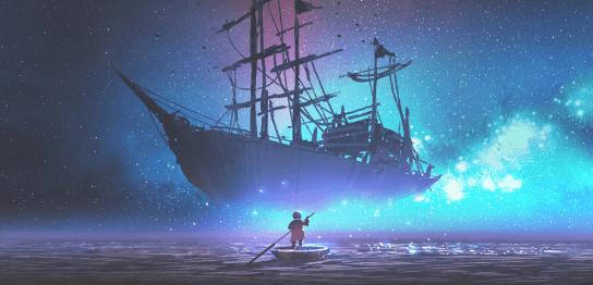 英語で何て言う?「船」について使える「英語」を学ぼう!