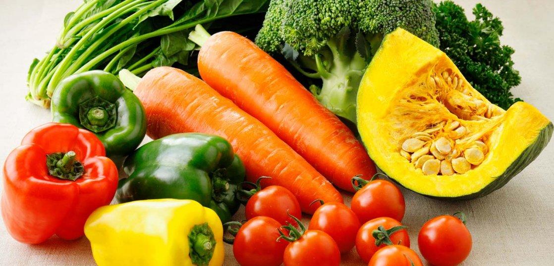 野菜を英語で言ってみましょう!