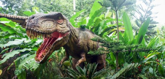 恐竜の話題を英語で話すときに使用される単語
