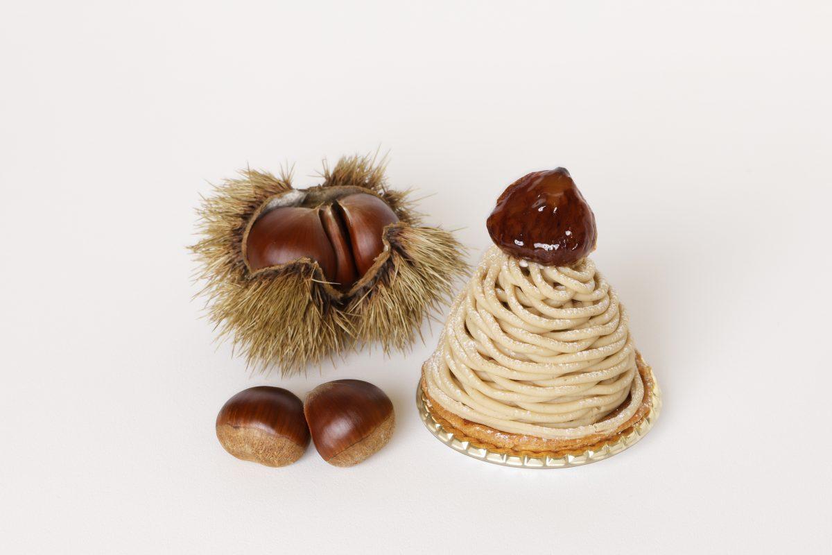 西洋菓子にも栗は広く使われていますが、日本でも昔から人気があるお菓子として有名なのがモンブランです